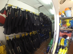 Dive In Limassol Mares and Apex Equipment