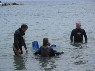PADI Rescue Diver with Dive In Limassol